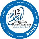 Thank you for voting us #1 four years in a row!